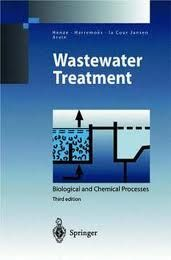 Wastewater treatment : biological and chemical processes / Mogens Henze... [et al.]  3rd. ed