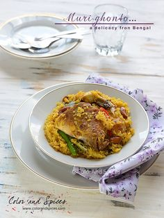 Muri ghonto...fish head curry