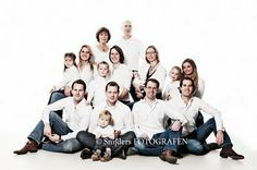 Peter en Saskia Snijders FOTOGRAFEN blog: Groepsfotografie in de studio