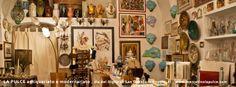 La Pulce negozio di antiquariato e modernariato, antichità, oggetti e arredi antiques, antiques modern art, objects and furniture San Donato in Poggio Firenze, Chianti www.mercatinolapulce.com