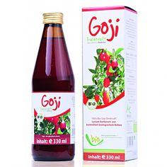 Био сок от годжи бери съдържа високи нива на антиоксиданти, усилва имунната система, подпомага функциите на черния дроб и на кръвоносната система, подпомага бъбреците.