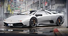 Lamborghini Diablo Goes Back To The Future With A 21st Century Makeover