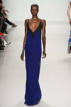 Mara Hoffman Walked Mostly Models of Color in Her Fall 2014 Collection