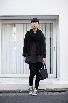 ストリートスナップ | Wang Tzu Yu | 原宿 (東京)