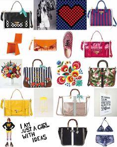 Pomikaki una linea di borse che fanno sognare. Le trovi da Lardieristore.com