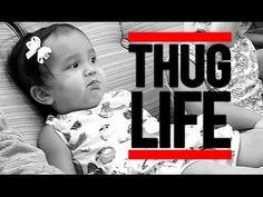 Baby Thug Life - August 16, 2015 -  ItsJudysLife Vlogs