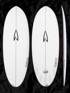 """Roberts Surfboards Dream Machine 5'5"""" x 20.75 x 2.44 (31.7L)"""