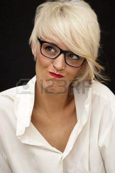 Les 17 meilleures images de Cheveux courts lunettes en 2020