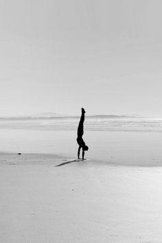 handstand #yoga