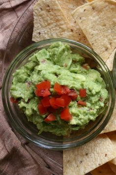Pin for Later: 6 Easy Guacamole Recipes That'll Have You Dipping and Redipping