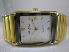 100%AUTHENTIC VINTAGE WESTAR QUARTZ SWISS MADE WATCH FOR MENS LIMITED AVAILABLE #WESTAR #CartoonIdolfashiondresscasual Favre Leuba, Swiss Made Watches, Rado, Square Watch, Vintage Watches, The 100, Quartz, Men, Accessories