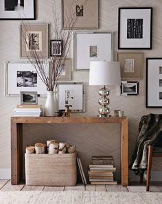 belle maison: Entryway Inspiration