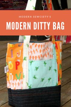 Modern Ditty Bag - T