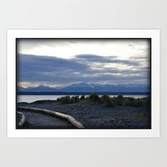 West Seattle Art Print by FortuneArt