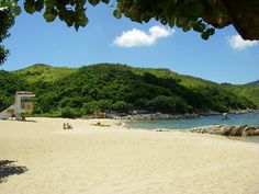 Hung Shing Yeh Beach, Hong Kong