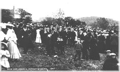 camp meeting pictures | Primitive Methodist Camp Meeting 1907 (Centenary)