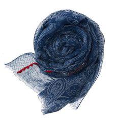ALTEA Leinenschal mit Fransen ► Der aus reiner Leinenfaser gefertigte Schal von ALTEA ist das perfekte Styling-Piece der kommenden Saison. Mit All-Over Print und Fransen an den Saumabschlüssen sorgt er in jedem Look für ein gepflegtes Äußeres.