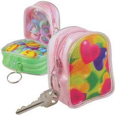 Flicker Backpack Keychain