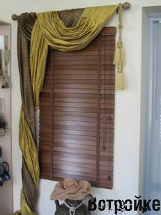 тюль шторы для кухни