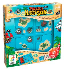 Hide & Seek Pirates.
