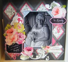 Watch my Scrapbook project at https://youtu.be/XMBSArEr5Jg