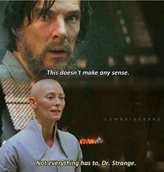 Who cannot be a fan of Benedict Cumberbatch or our very own Marvel superhero Doctor Strange? Check out our awesome Doctor Strange poster collection. Crazy Quotes, New Quotes, Movie Quotes, Funny Quotes, Life Quotes, Qoutes, Doctor Strange Quotes, Doctor Strange Poster, Dc Movies