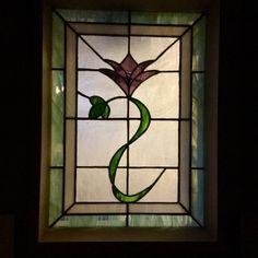 Tiffanytyö, saunan valot