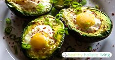 Keeping breakfast interesting is a challenge. I often find myself eating the same thing everyday and it can (and has) become quite boring. This recipe contains what would usually be found on my breakfast plate but in a new way. Avocado baked eggs. It's as simple as it sounds;...More