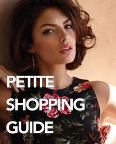 """The ultimate Petite Shopping Guide by BombPetite.com. All the best shopping destinations for women 5'4"""" and below. Part 2 is now live!"""