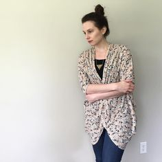 {Outfit of the day} :  It's Friday. It seems appropriate to select a piece of clothing that closely resembles a blanket.  #MEootd #ootd #outfitoftheday #capsulewardrobe #capsulestyle #springcapsule #minimalist #fashiondiaries #simplify #effortlessstyle