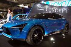 【東京オートサロン2016】次の「ヴィッツ」はこうなる!? トヨタ自動織機が作った新しいコンセプトカー出展!!
