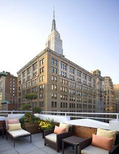 The Waldorf Astoria New York Hotel