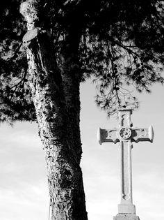 #Anahy #Aer #Cemetery #LaUnion #Cartagena #Spain #Cross