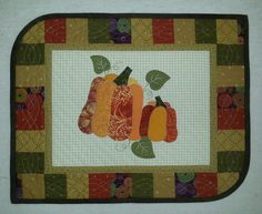 A GIFT FROM A VERY SKILFUL QUILTER FROM DK.