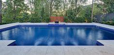 Narellan Pools - Symphony in Blue Azurite