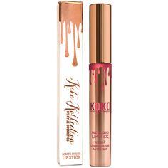 Okurrr Matte Liquid Lipstick ($17) ❤ liked on Polyvore featuring beauty products, makeup, lip makeup, lipstick, long wearing lipstick, long wear lipstick and moisturizing lipstick