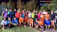 Comenzando con grupo #LuMi las últimas 4 semanas de entrenamiento de cara al @maratonsantiago