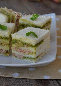 Genovese Spinach Cake Recipe