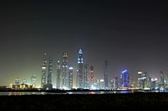 The breathing #Dubai skyline from the 101 Dining Lounge and Bar. Have a drink and enjoy the #view!