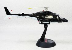 Airwolf Limited Mat Black Version Scale Diecast Model AOSHIMA Japan for sale online Best Helicopter, Private Jet Interior, Sci Fi Tv Series, Lego Models, Retro Toys, Lego Creations, Diecast Models, The Good Old Days, Helicopters
