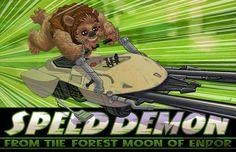 Speed Demon - Tim Odland