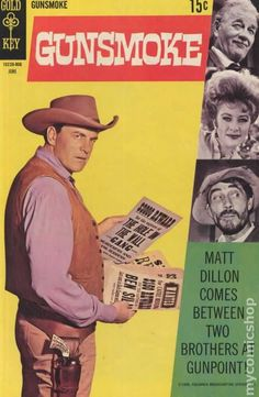 Image result for magazine articles about gunsmoke