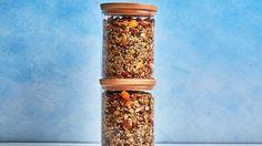 No-Nut Granola Recipe   Bon Appetit