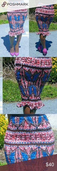 Skirt Bodycon African ladies skirt. Skirts Midi