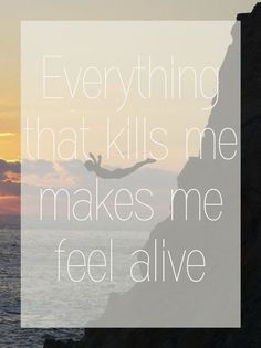 My current favourite song, Counting Stars, by OneRepublic