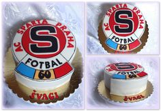 AC Sparta football cake