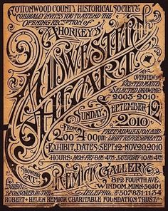 1000 Images About Western Typography On Pinterest