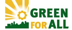 www.greenforall.org Green and clean energy policy and jobs.