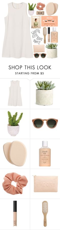 """""""87 ; worry less, live more"""" by faith-and-metanoia ❤ liked on Polyvore featuring Monki, Allstate Floral, Lux-Art Silks, GANT, Clé de Peau Beauté, Fresh, Dorothy Perkins, Miss Selfridge, NARS Cosmetics and Philip Kingsley"""