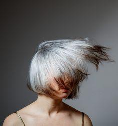 Cut My Hair, Hair A, Her Hair, Hair Cuts, Martin Parr, The New Yorker, Magnum Photos, Dyed Tips, Hair Scrub